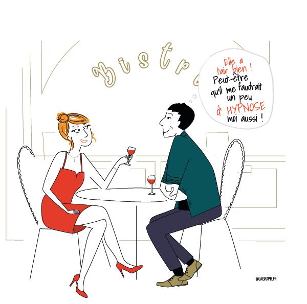 dessin restaurant