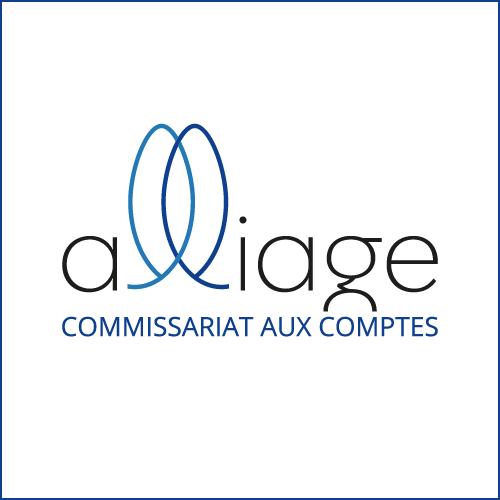 Logo Alliage, commissariat aux comptes