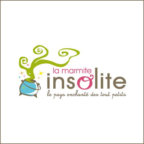 Identité graphique La marmite insolite