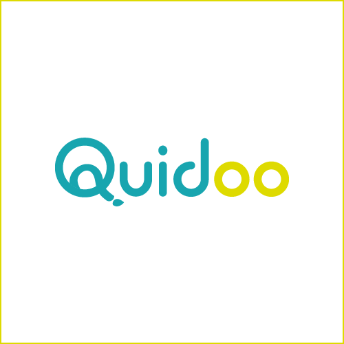 Logo quidoo plateforme apprentissage anglais