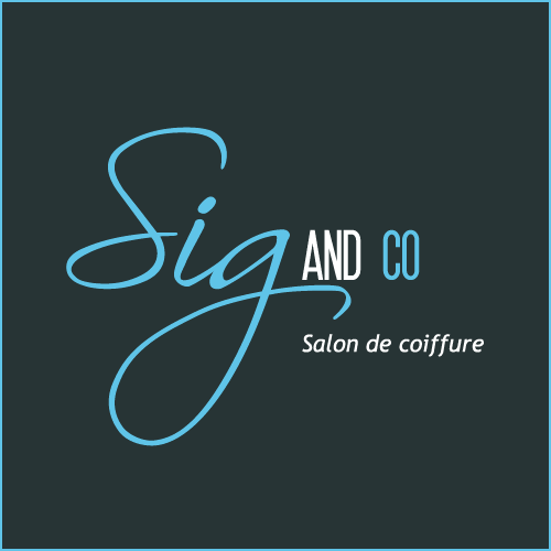 Logo coiffure Sig and Co