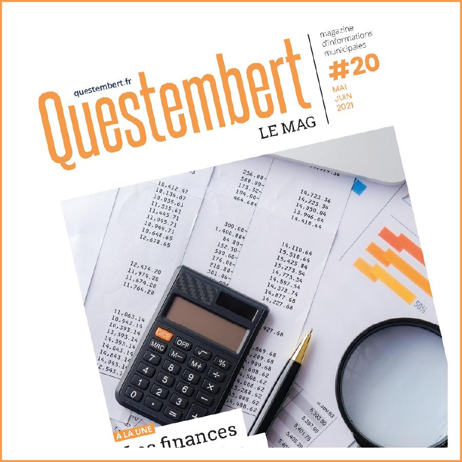 Bulletin municipal de Questembert