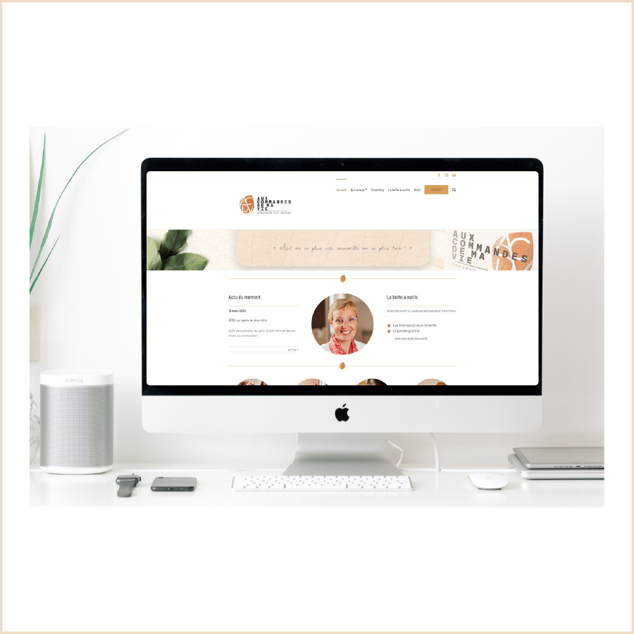 Site web ACDV coaching